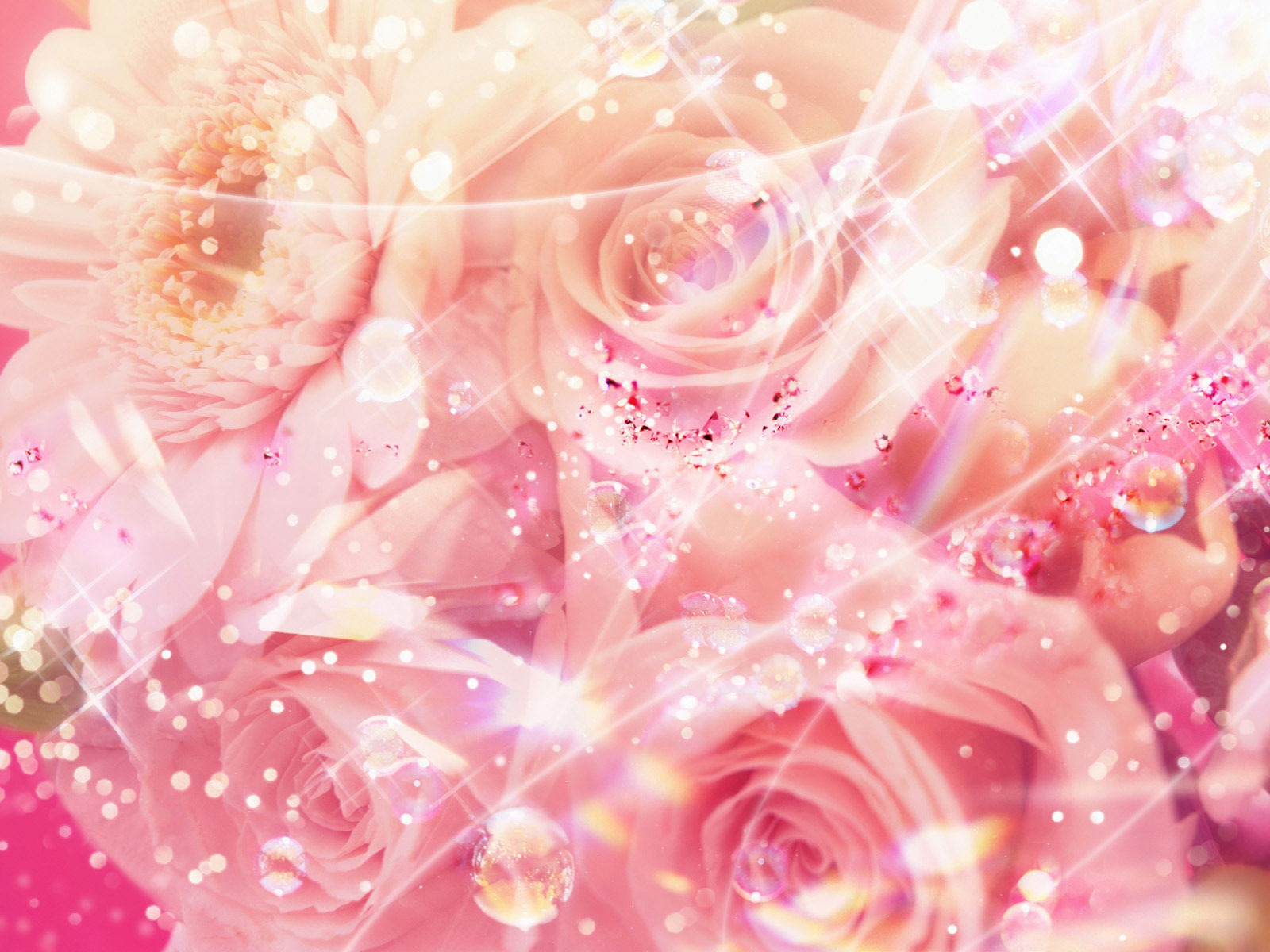 Pretty-Pink-Roses-Wallpaper
