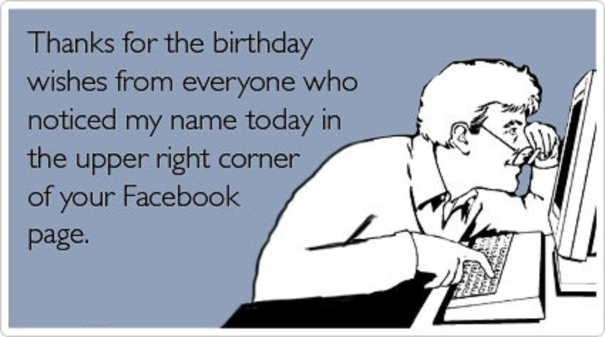 25 funny birthday wishes and greetings for you facebook wish m4hsunfo Image collections
