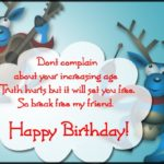 25 Funny Birthday Wishes and Greetings for You