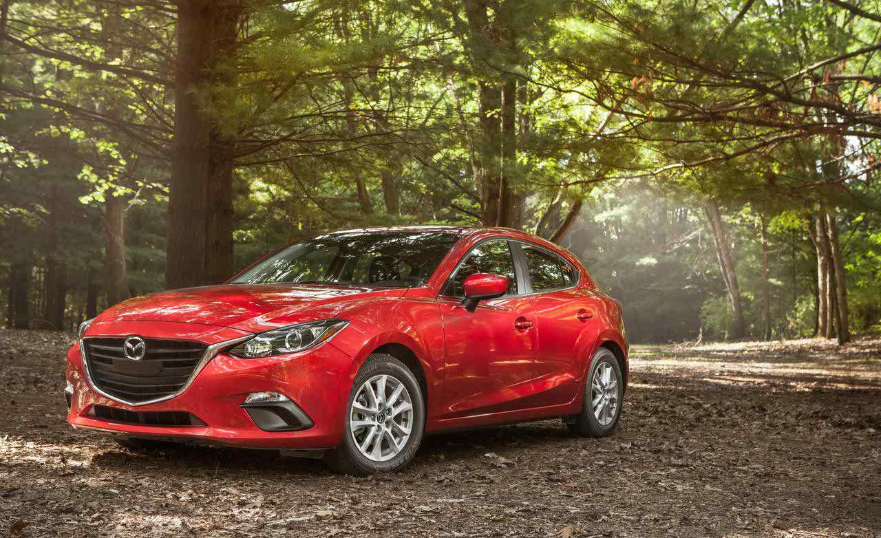 2015-Mazda-3 Wallpaper