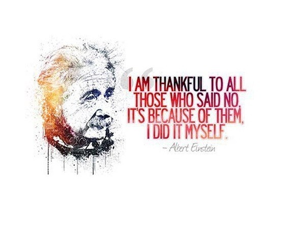 Albert-Einstein-Thankful-Quote