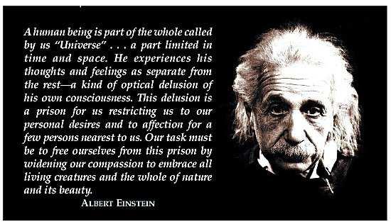 Albert Einstein time Quotes
