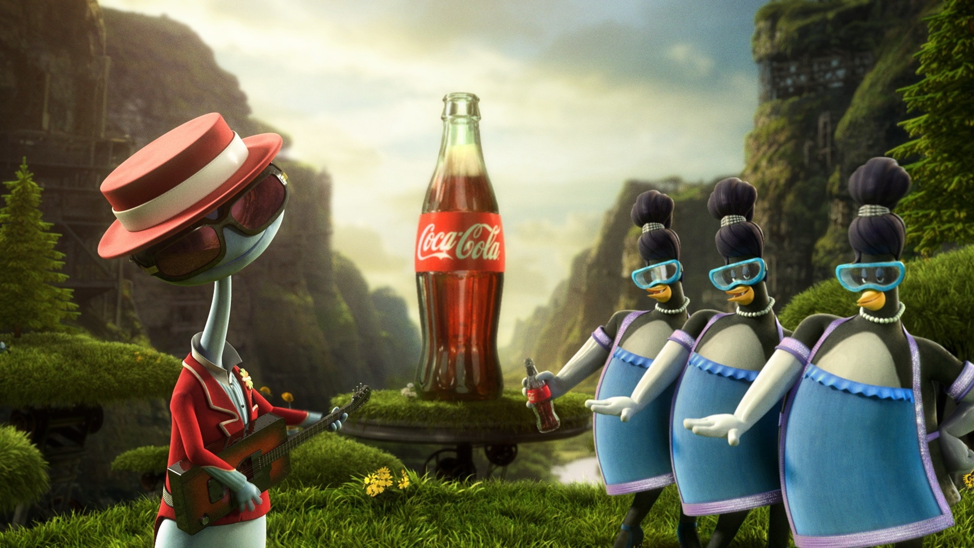 Coca Cola Cute Wallpapers