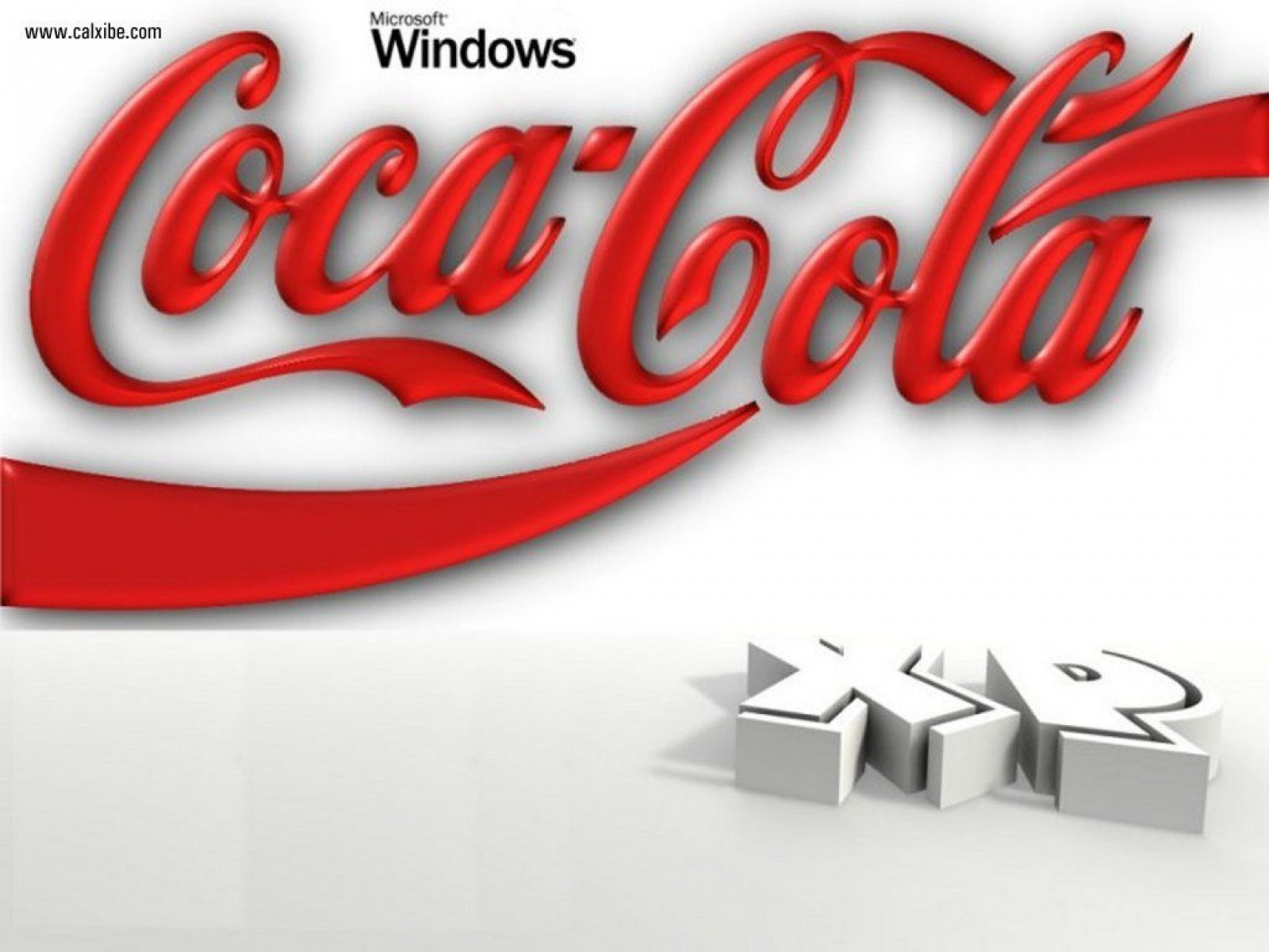 Coca Cola Windows XP
