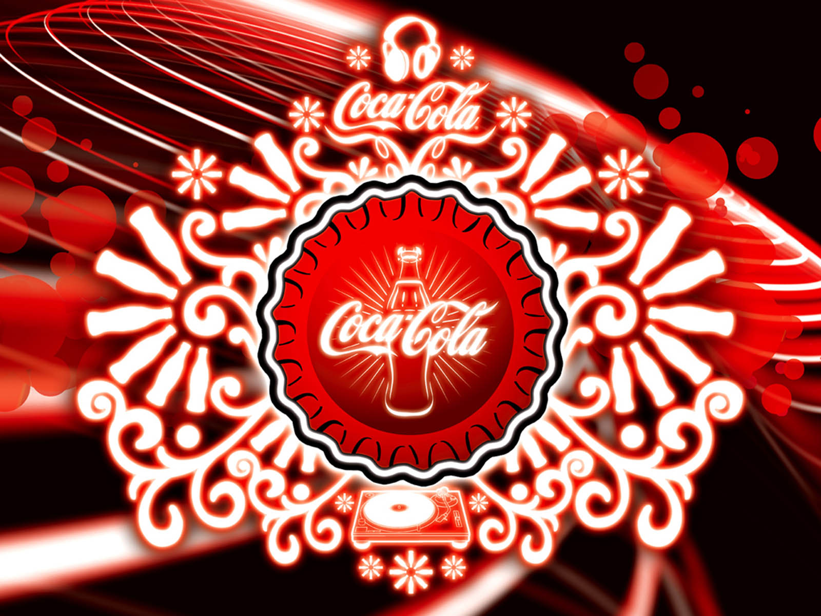 Coca Cola art Wallpapers