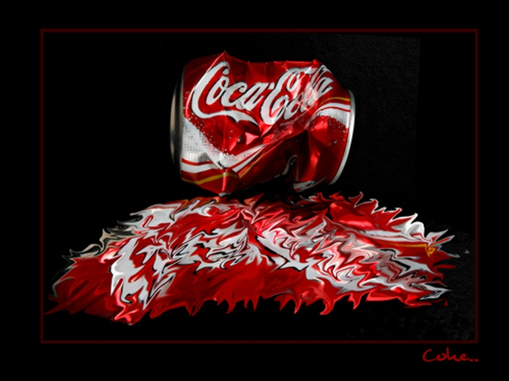 Coca Cola red Wallpaper