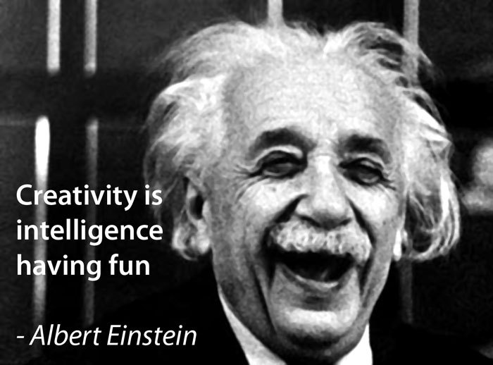 Einstein creativity quotes