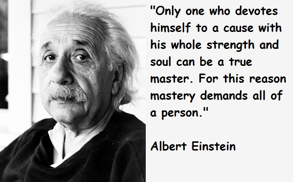 Einstein wise Quote