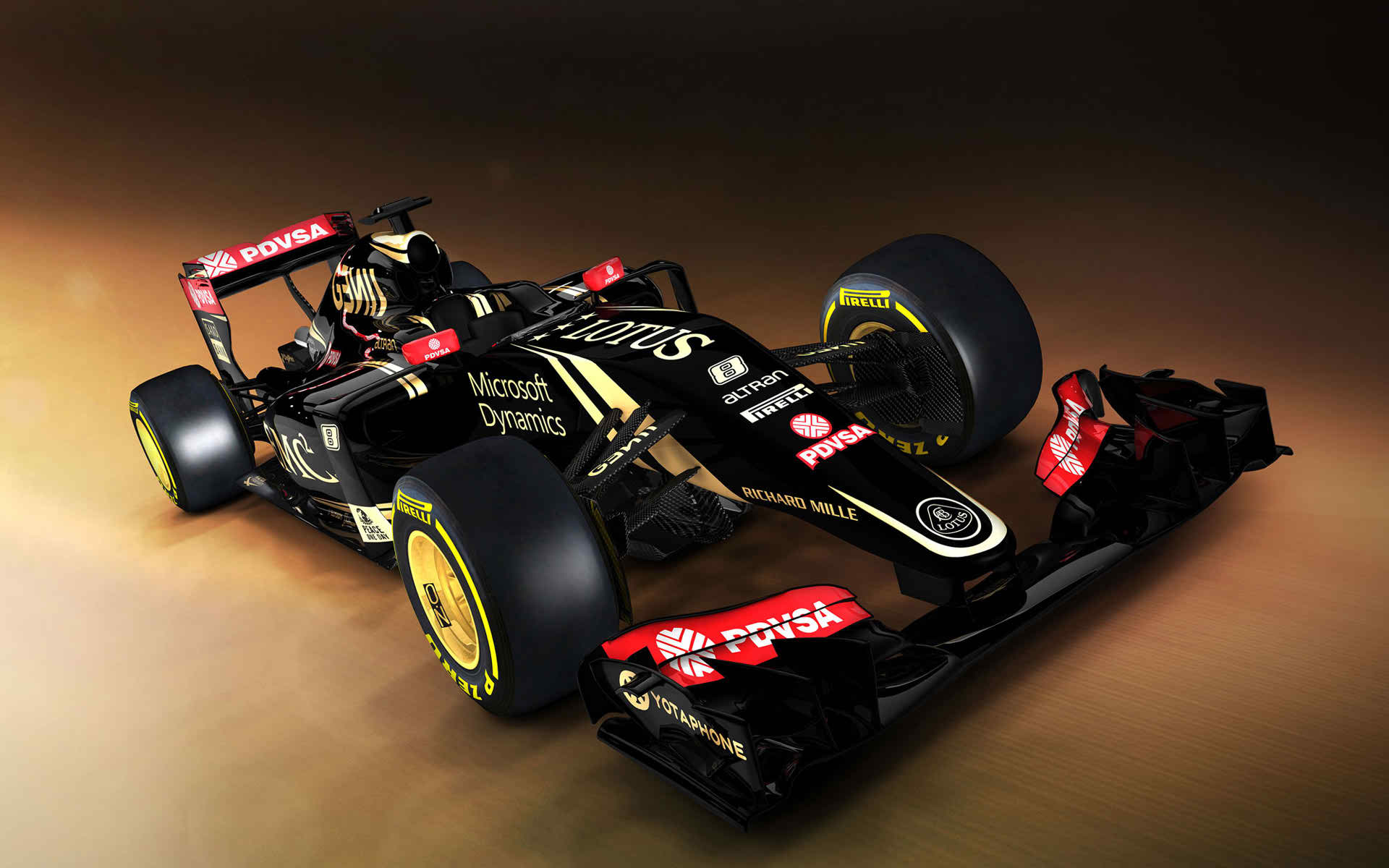 Lotus E23 F1 2