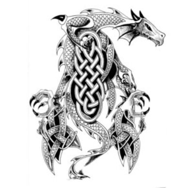 Mythical Creature Tattoo Designs Wwwimgarcadecom Online Image