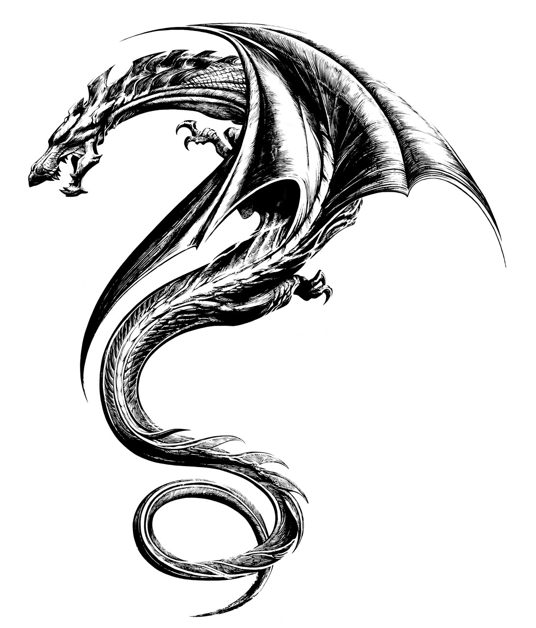 Dragon Tattoos: 60 Awesome Dragon Tattoo Designs For Men