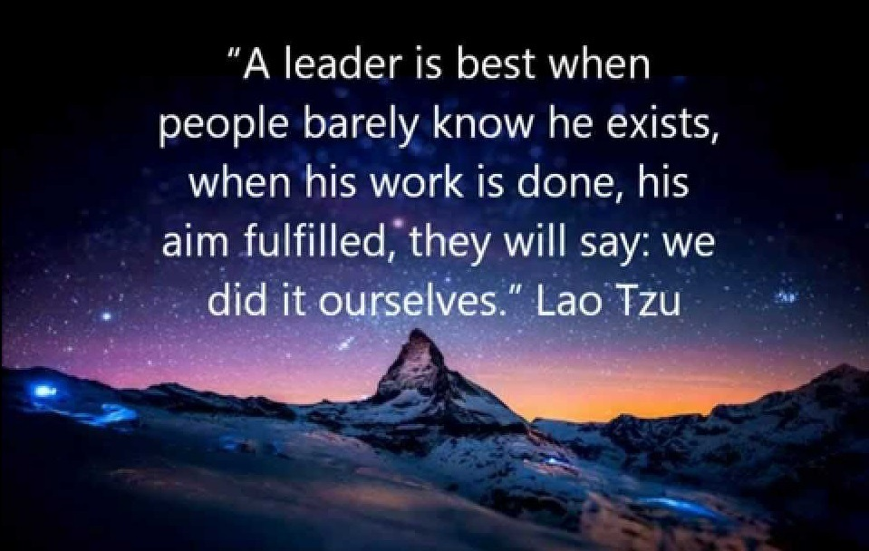 best Leadership Quote