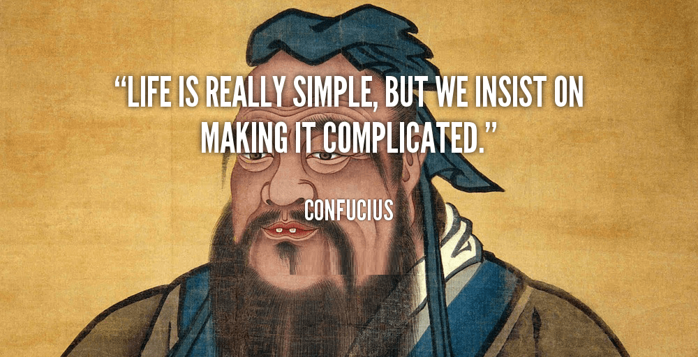 a biography of confucius and an overview of confucianism A brief historical overview of confucianism and description of basic the new biography of jesus the teachings of confucius were never intended to be.