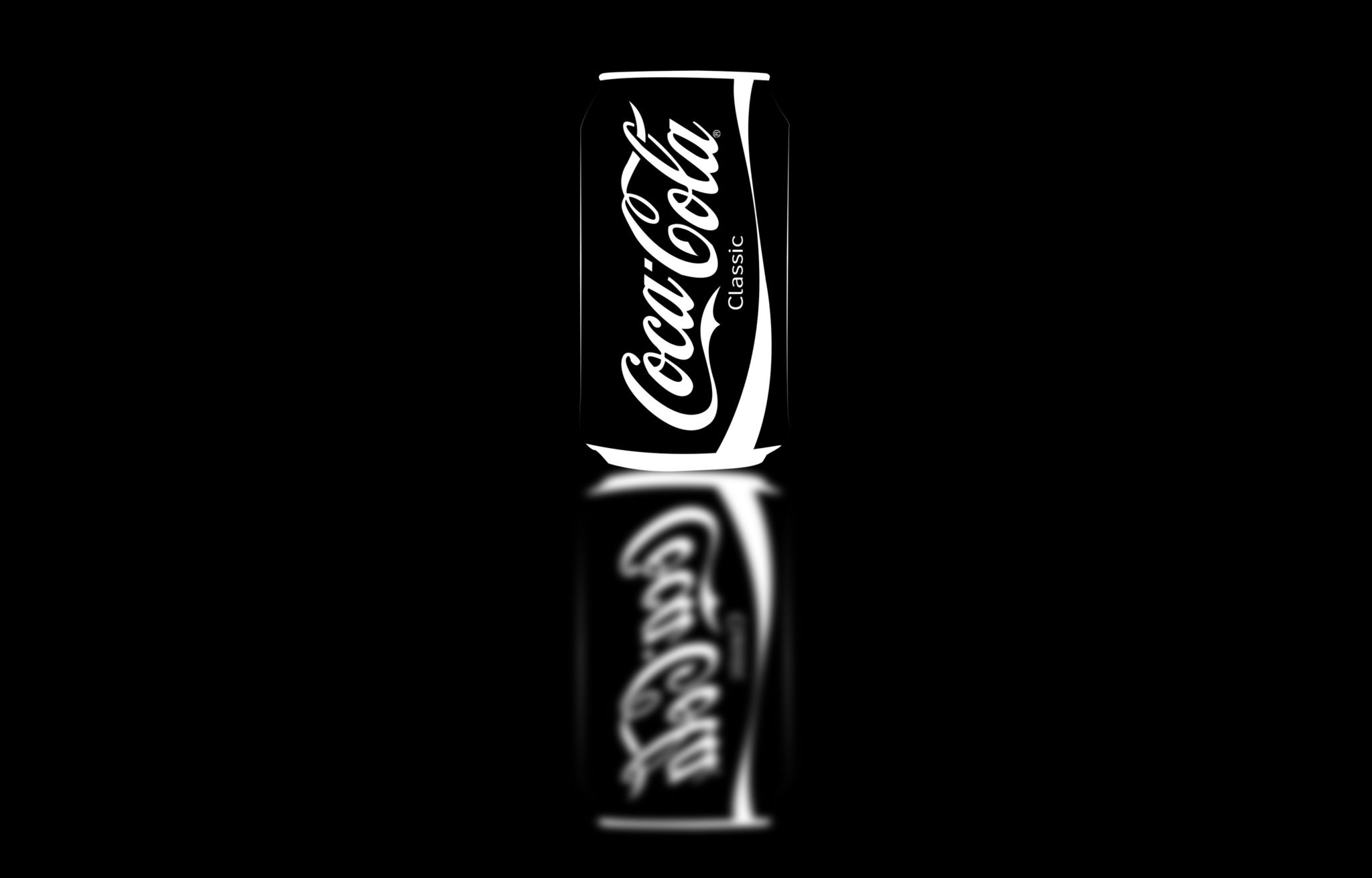 coca cola can wallpaper