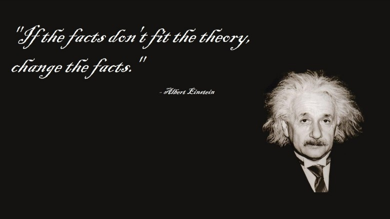 facts einstein quotes