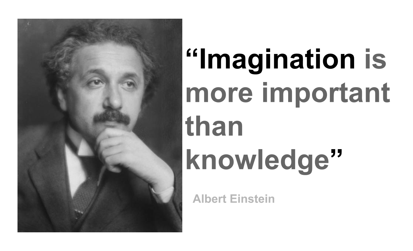 imagination Quote Albert Einstein