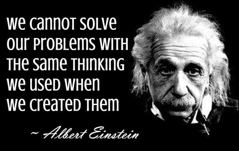 inspirational einstein quotes