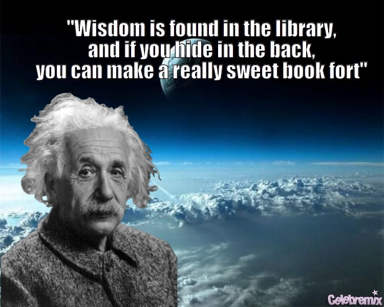 wisdom quotes einstein