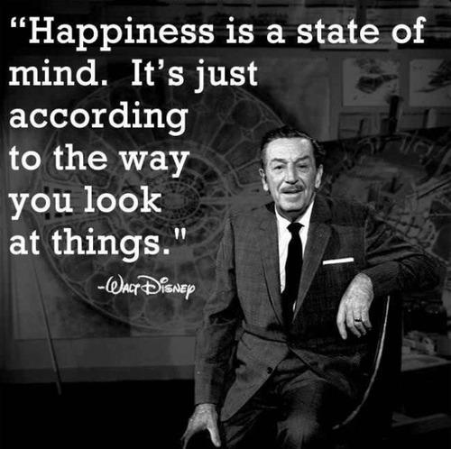 Disney Happiness Quotes