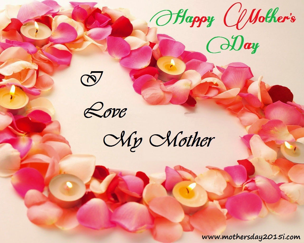 Happy Mother's Day Wishes 2015
