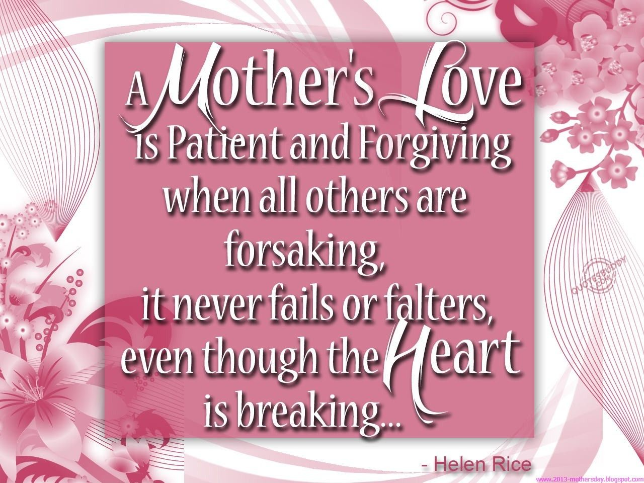 Mom Quotes: 40+ Mothers Day Quotes, Messages And Sayings
