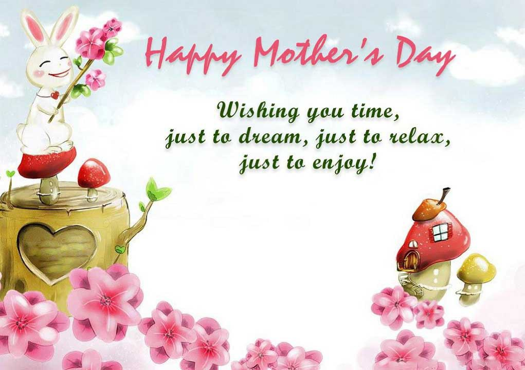 Mothers Day Greeting Wishes