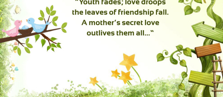 Mothers Day Quotes mothers love