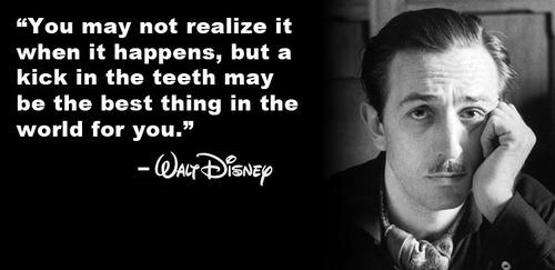 Motivational Walt Disney Quote