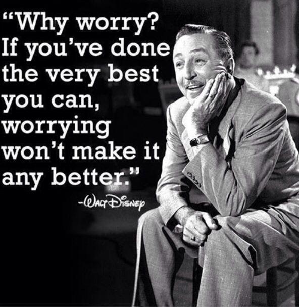 Walt disney wisdom quotes