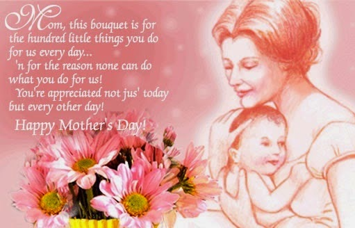Wishes Mother's Day 2015