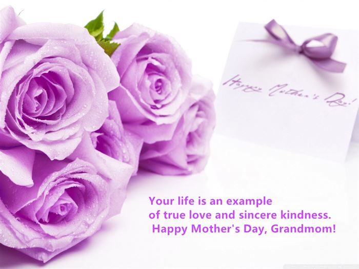 meaningful happy mothers day greetings