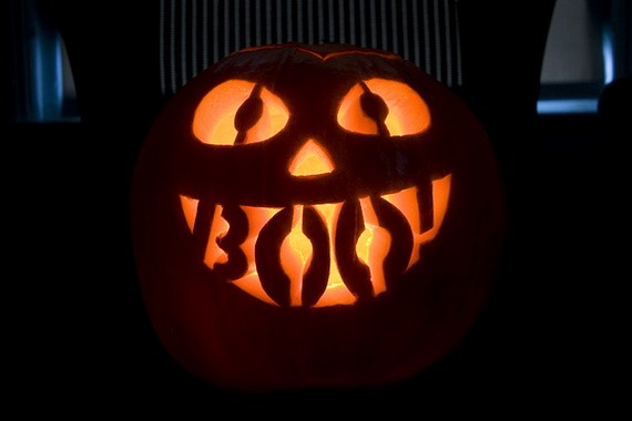 Boo Pumpkin Carving Ideas