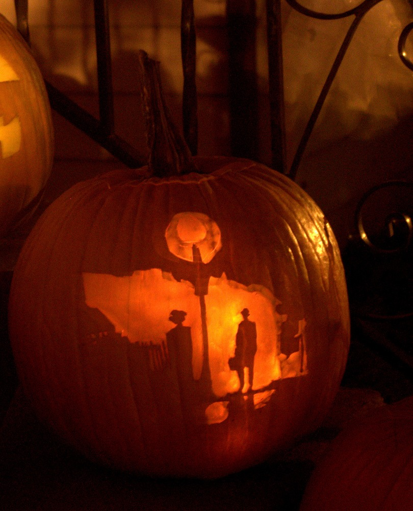 Carving Ideas for Halloween