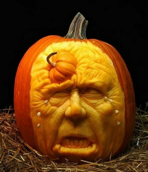 Creative Pumpkin Decorations for Halloween