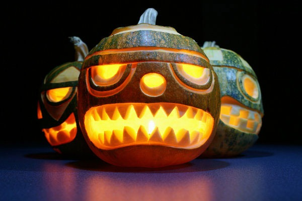 Ninja Turtles Pumpkin Carving Ideas