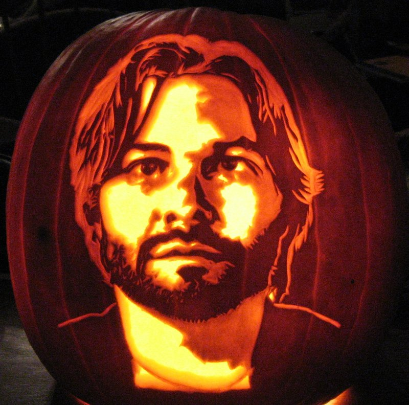 Pumpkin Carving Gordon Keith