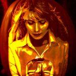 45 Mind Blowing Carved Pumpkin Portraits