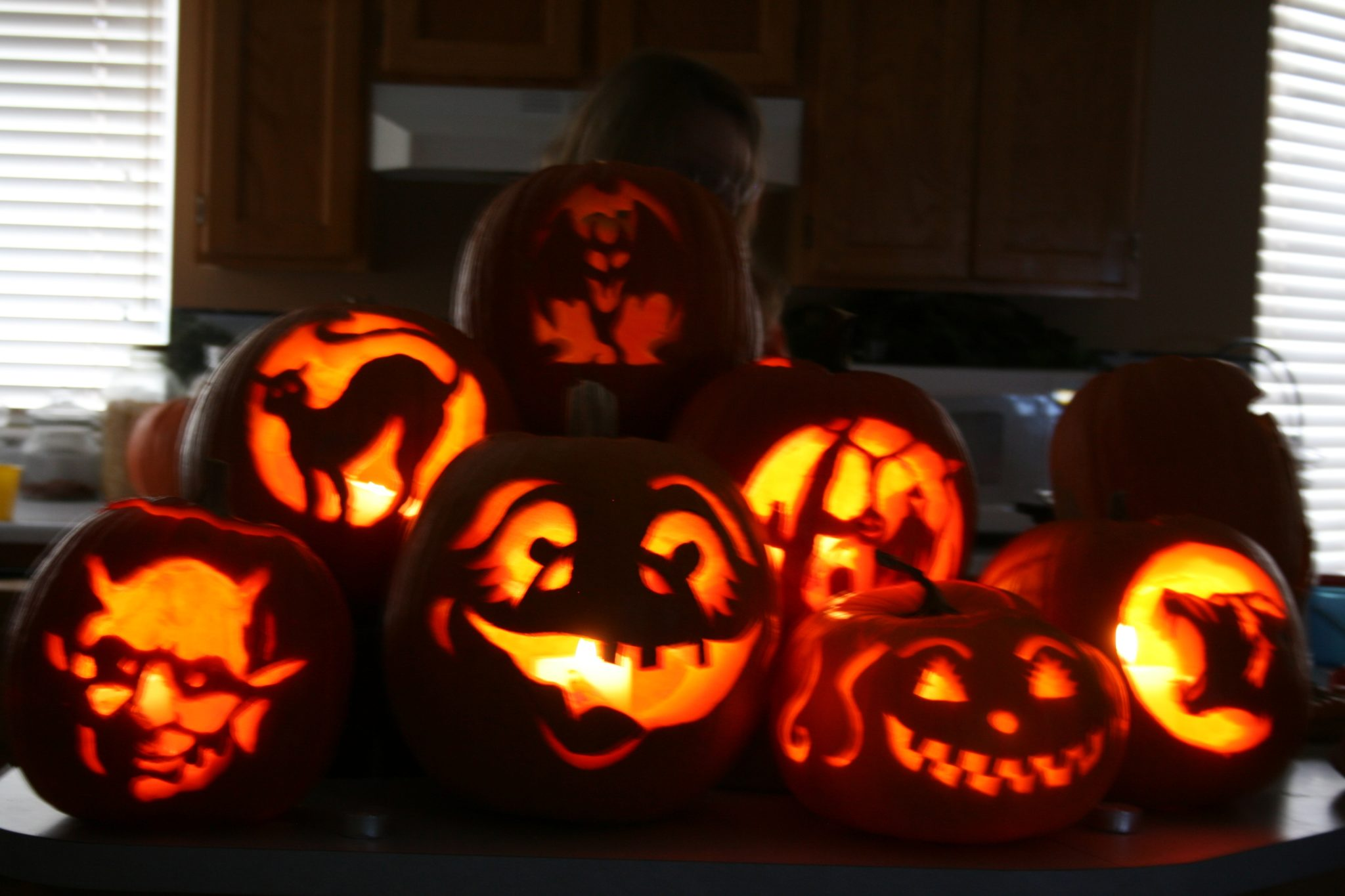 Pumpkin Halloween Carving Ideas