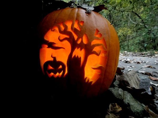 Simple Pumpkin Carving Ideas
