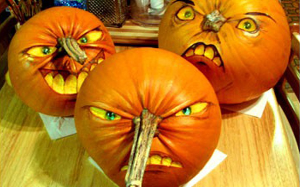 pinocchio Pumpkin Carving