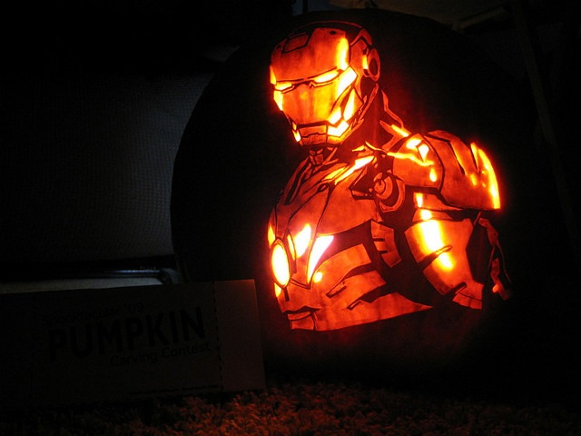 wonderful carved pumpkin ideas
