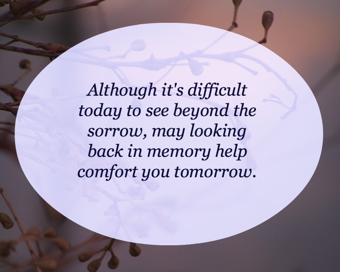 Comforting Sympathy quote