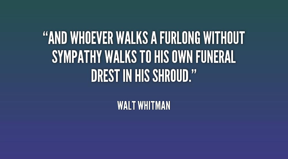 Sad Sympathy Quotes