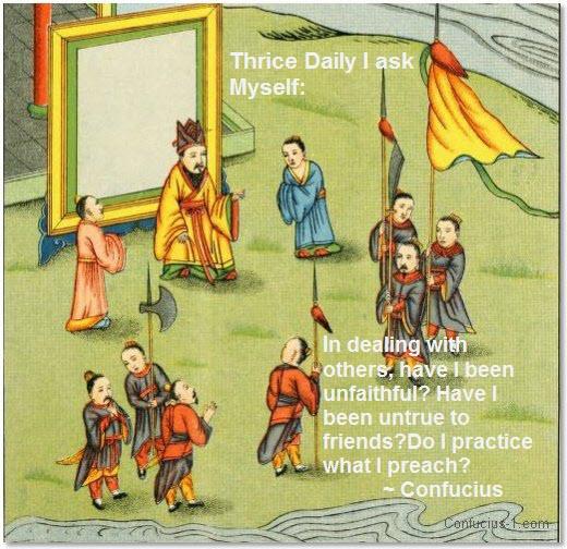 daily confucius quotes