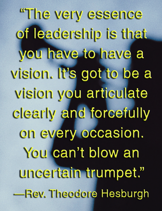 certain leadership quotes
