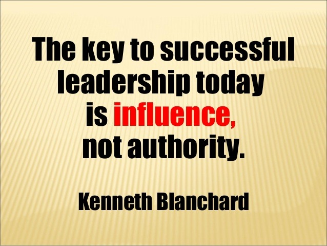 key to leadership quotes