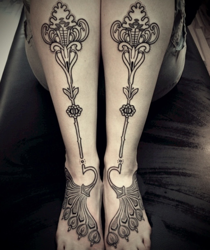 100 most fascinating designs of tattoos for girls. Black Bedroom Furniture Sets. Home Design Ideas