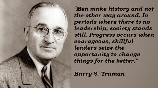 men make history
