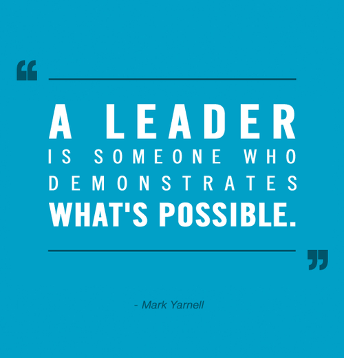 motivational leadership quote