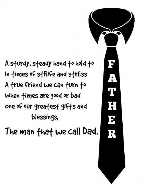 poem fathers day